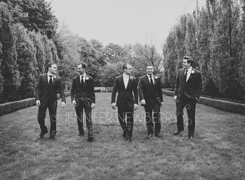 Groomsmen at Graydon Hall Manor. Photo by www.jnphotography.ca @filemanager