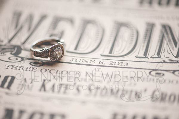 Wedding ring on invitation www.jnphotography.ca @filemanager