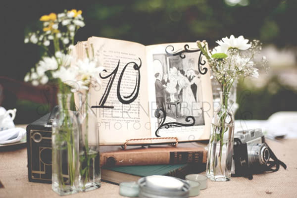 Rustic Vintage Centerpiece www.jnphotography.ca @filemanager