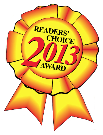 2013 Readers' Choice Award - @filemanager www.jnphotography.ca