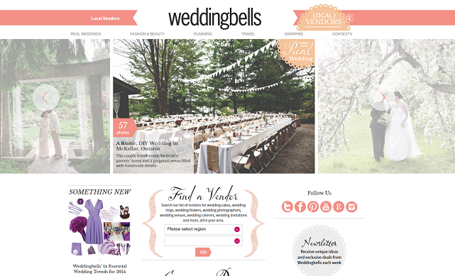 Jennifer Newberry Photography on WeddingBells.ca - @filemanager