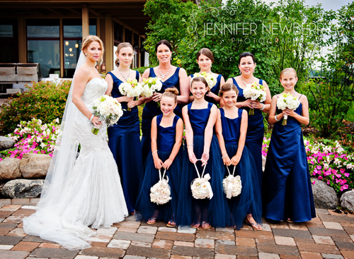 Newmarket Wedding Girls by www.jnphotography.ca @filemanager