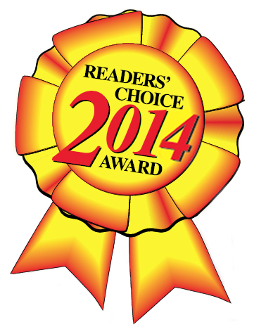 2014 Readers Choice Award - @filemanager www.jnphotography.ca