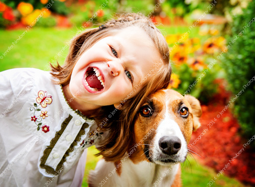 Girl and her dog by www.jnphotography.ca @filemanager