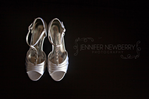 Bride's shoes by www.jnphotography.ca @filemanager