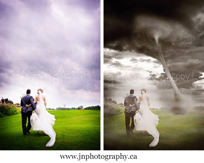 Windy wedding at Redcrest by www.jnphotography.ca @filemanager