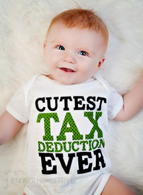 Baby tax deduction by www.jnphotography.ca @filemanager
