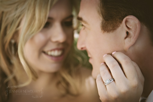 Wedding couple with bride's rings by www.jnphotography.ca @filemanager