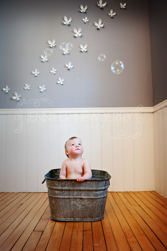 Baby bubble bath by www.jnphotography.ca @filemanager