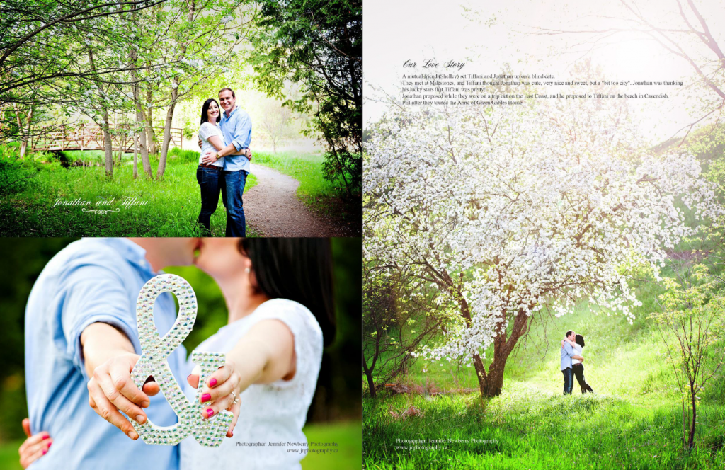 Engagement Feature in Hitched Magazine by www.jnphotography.ca @filemanager