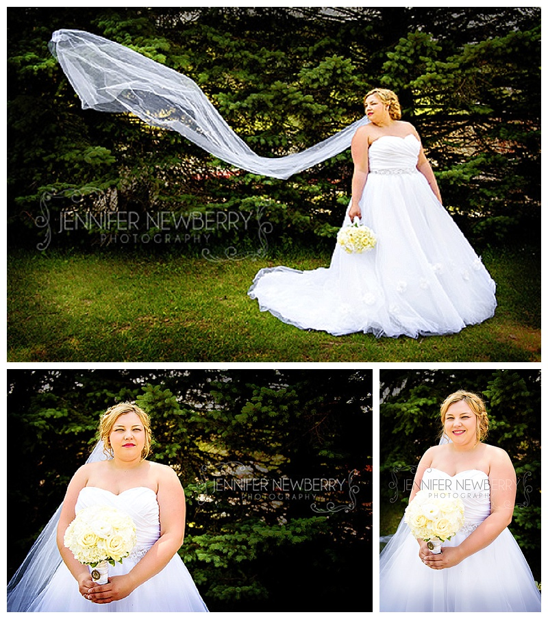 Horseshoe Resort Bride by www.jnphotography.ca