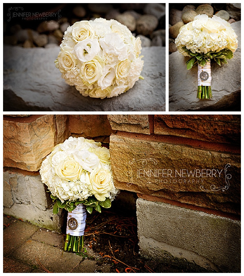 Horseshoe resort bridal bouquet by www.jnphotography.ca @filemanager