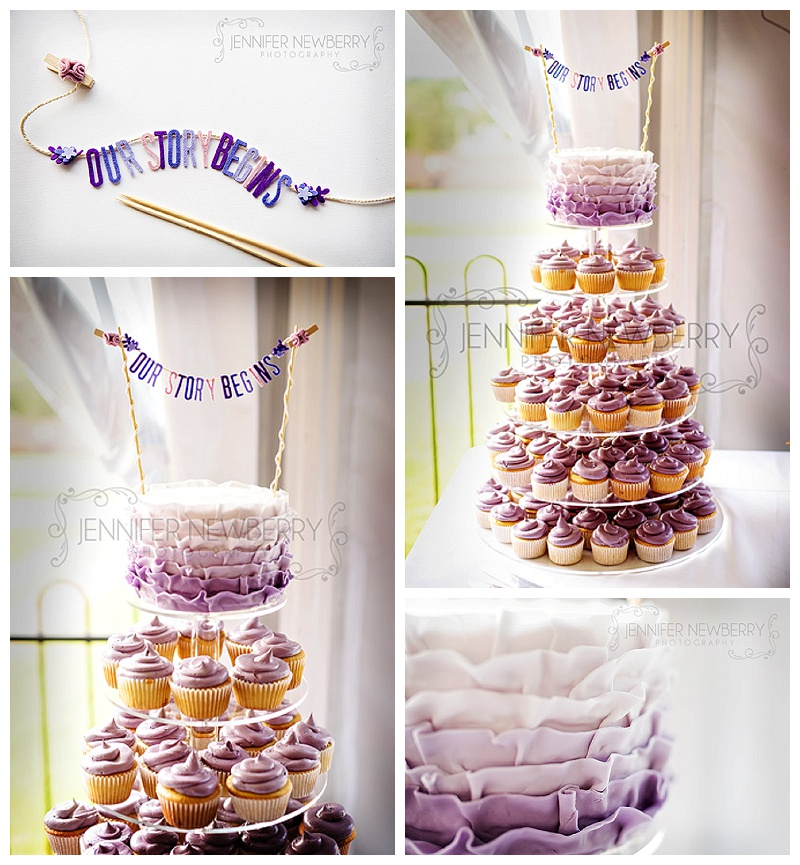 Horseshoe Resort wedding cake. Photo by www.jnphotography.ca @filemanager