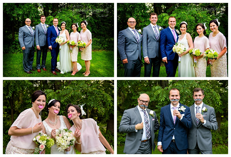 Mount Albert wedding party by www.jnphotography.ca @filemanager