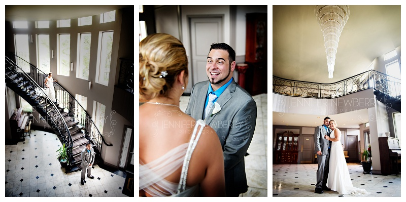 First Look at the Mansion Events Centre by Aurora wedding photographer Jennifer Newberry. www.jnphotography.ca @filemanager