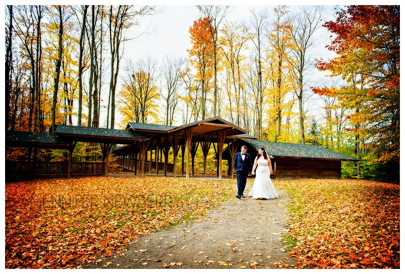 Tiffin Centre for Conservation Fall wedding by www.jnphotography.ca @filemanager