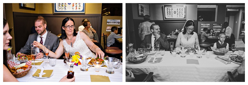 Bradford Trophy Case wedding reception by Bradford wedding photographer www.jnphotography.ca @filemanager