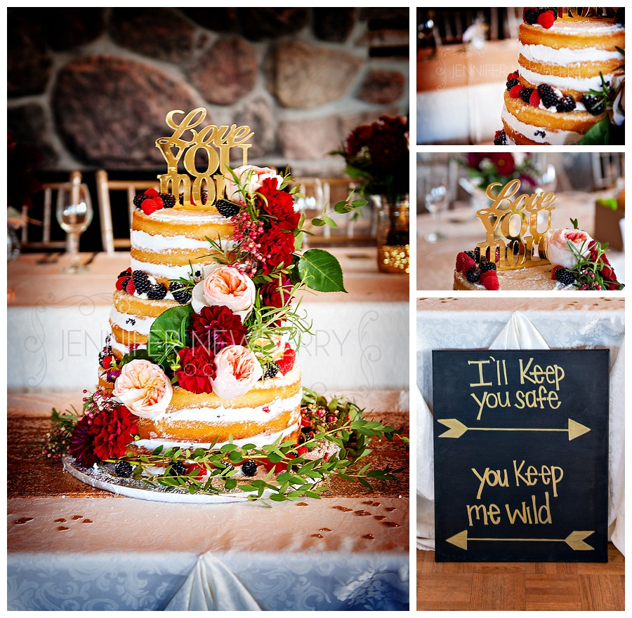 Waterstone Estate wedding cake photos by www.jnphotography.ca @filemanager