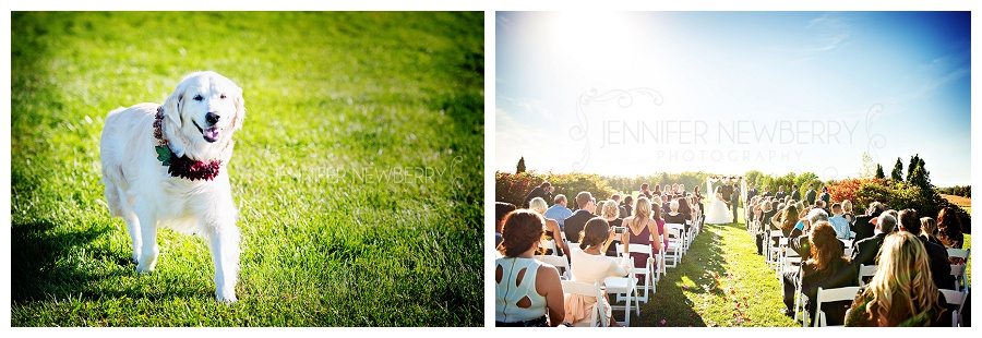Waterstone Estate outdoor wedding ceremony photos by www.jnphotography.ca @filemanager