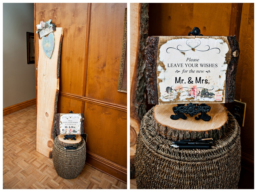 Waterstone estates rustic wedding signage photos by www.jnphotography.ca @filemanager