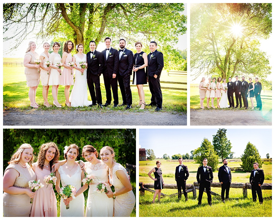 Travel-themed Waterstone Newmarket wedding party photos by www.jnphotography.ca @filemanager