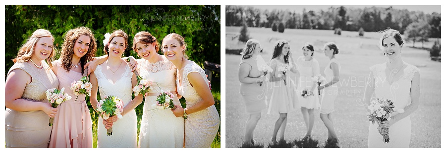Waterstone bridesmaids photos by Newmarket wedding photographer www.jnphotography.ca @filemanager