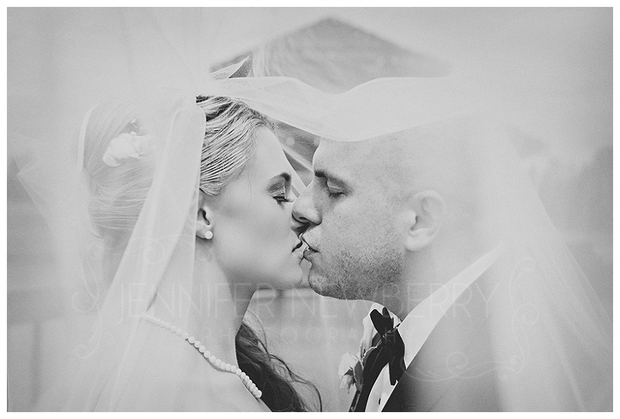The Manor wedding bride and groom under the veil photo by The Manor wedding photographer www.jnphotography.ca @filemanager