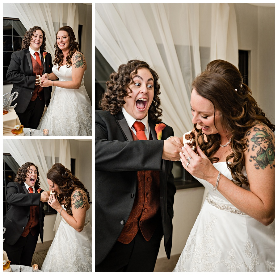 The Manor cake cutting photos by Kettleby wedding photographer www.jnphotography.ca @filemanager