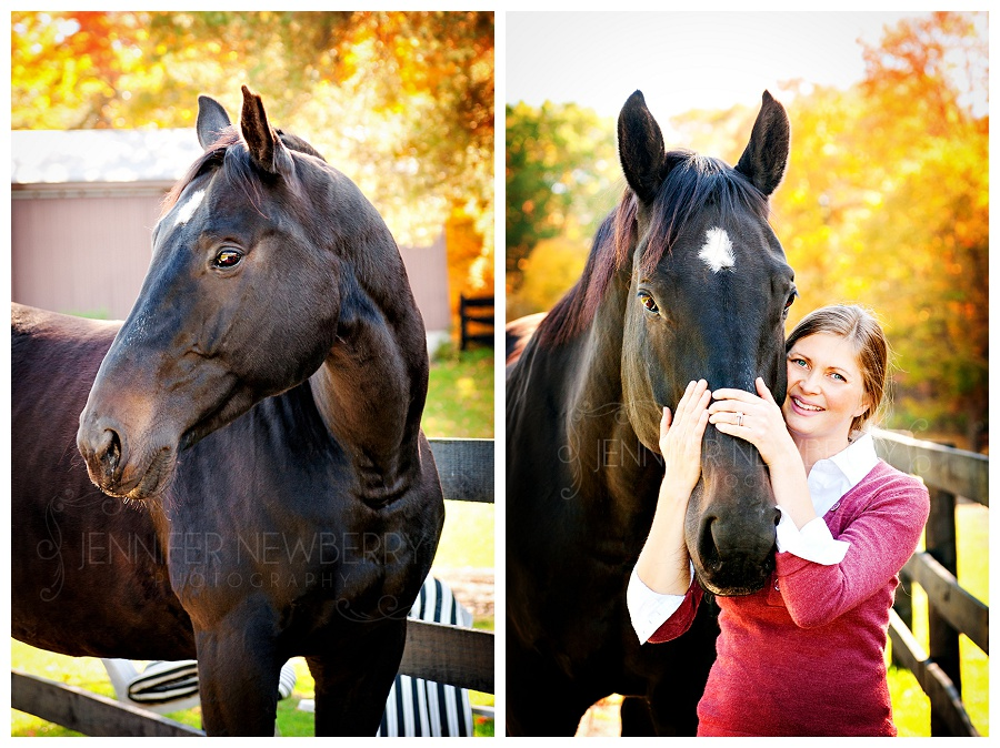 Stouffville horse portraits by Stouffville family photographer www.jnphotography.ca @filemanager