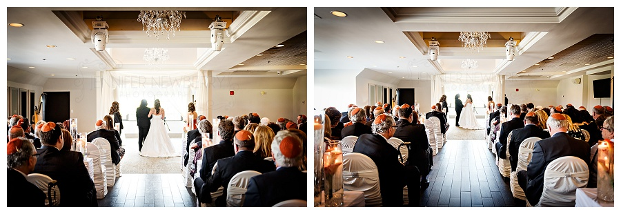 Kettleby Manor indoor wedding ceremony photos by The Manor wedding photographer www.jnphotography.ca