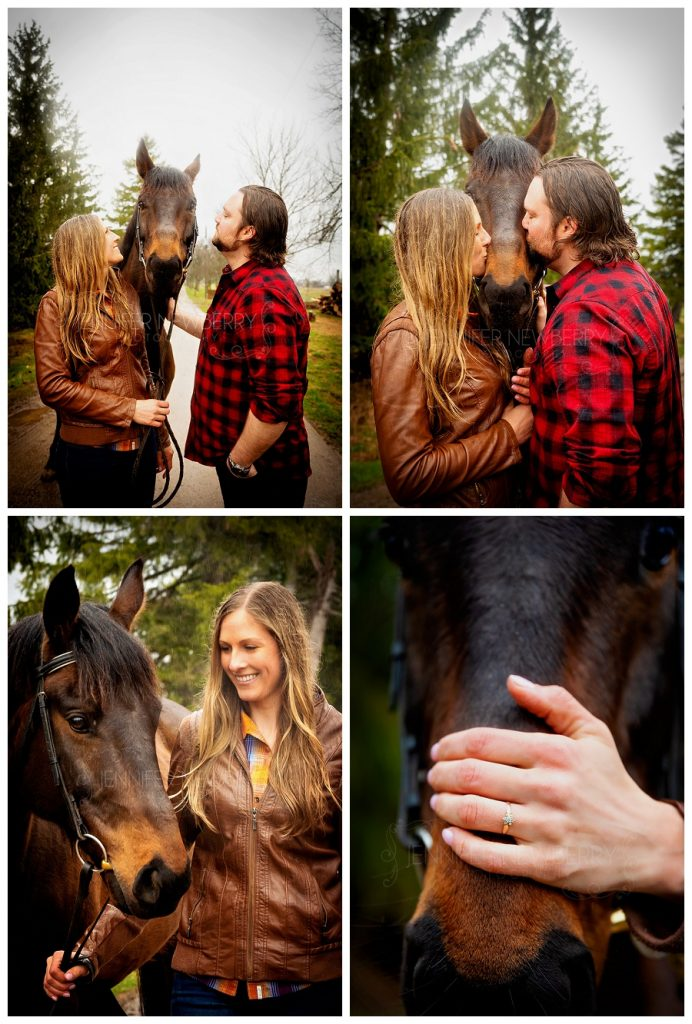 Burlington Equine Engagement Photos by www.jnphotography.ca @filemanager