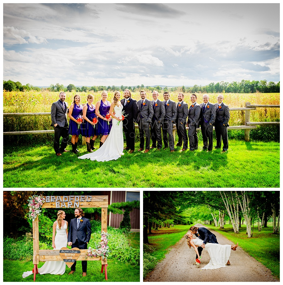 Bradford Barn wedding photos by Bradford wedding photographer www.jnphotography.ca @filemanager