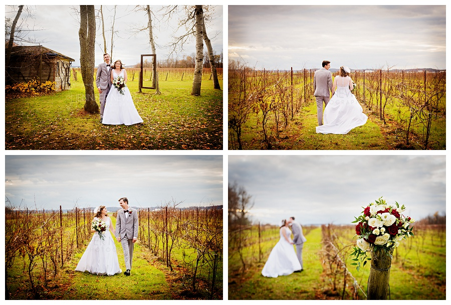 Holland Marsh Wineries wedding photos by Newmarket wedding photographer www.jnphotography.ca